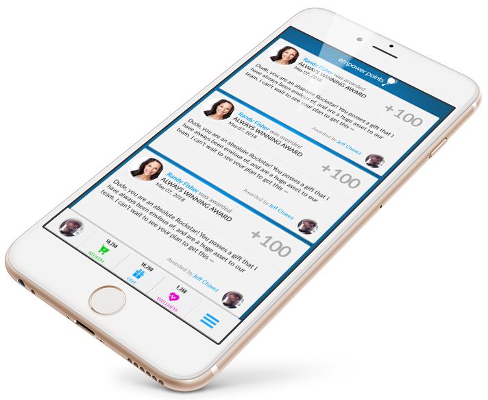 Empowerpoints App